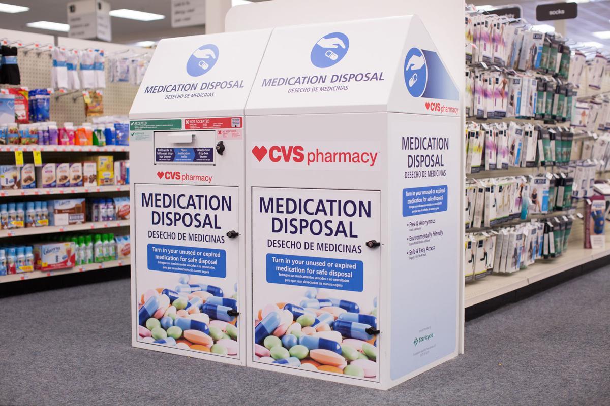 CVS medication disposal
