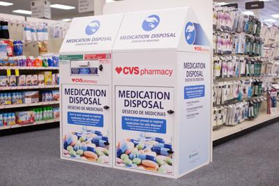 CVS medication disposal