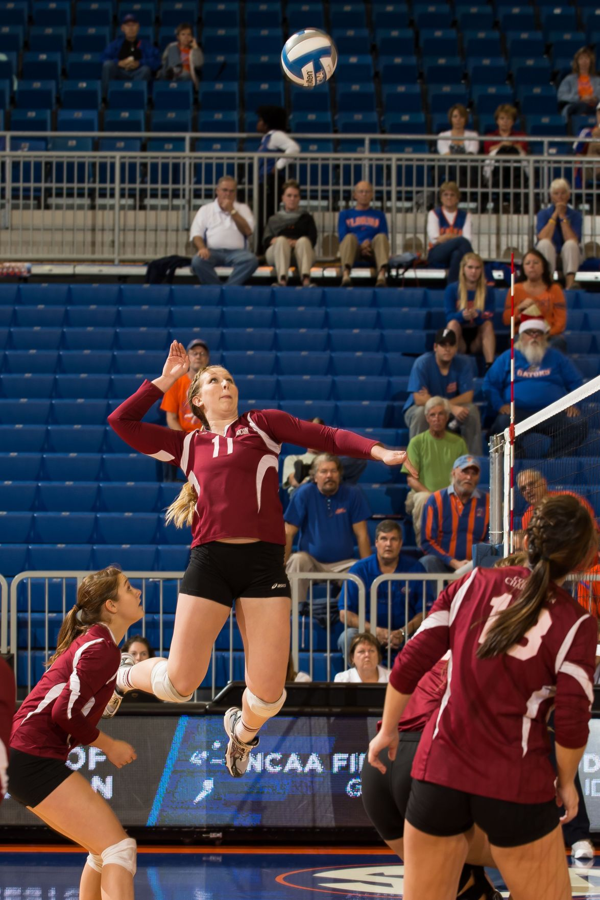 Cougars volleyball off to fast start