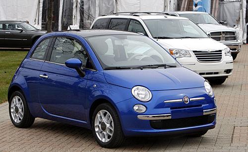 Chrysler dealers consider Fiat sales