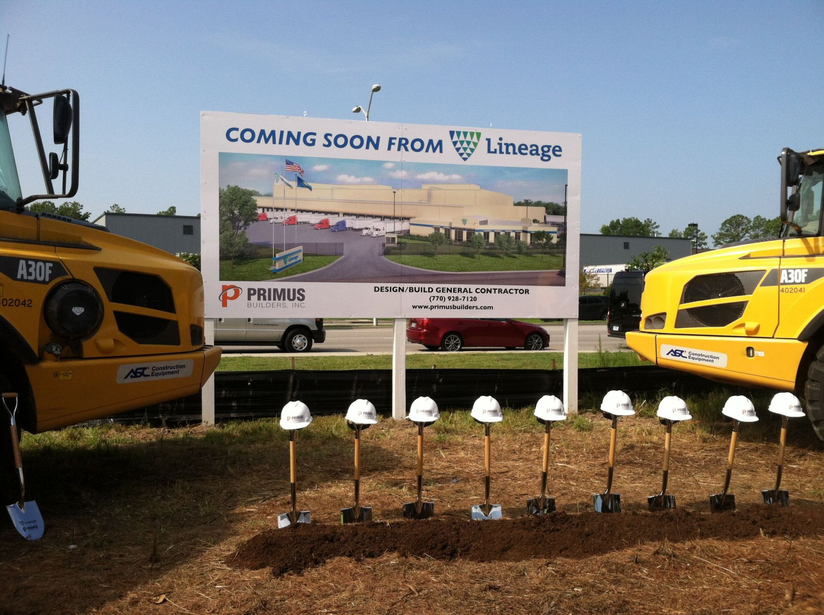Construction starts on cold-storage facility in North Charleston & Construction starts on cold-storage facility in North Charleston ...