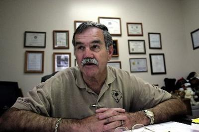 Former Berkeley County Coroner Glenn Rhoad dies after battle with cancer