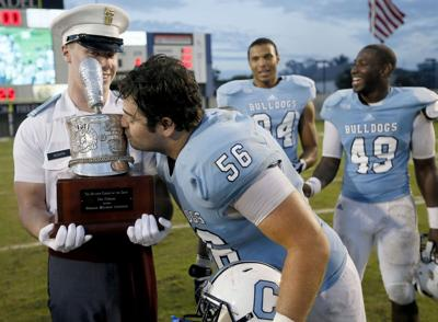 Bulldogs are SoCon champs, with more to do