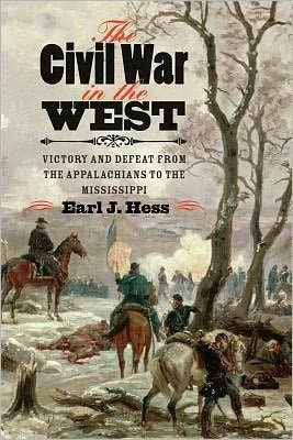 A history of the Civil War in the West