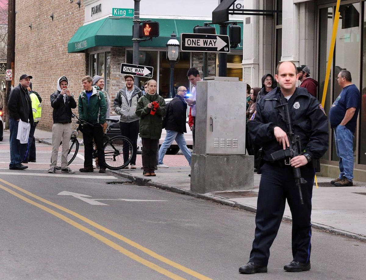 Questions remain on C of C's flawed alerts Info scarce, confusing during bomb scare