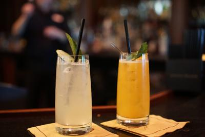 Thoroughbred Club cocktails
