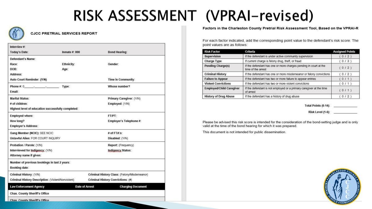 bail risk assessment form