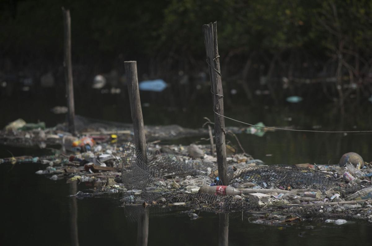 Olympic sailing events may be moved from Rio's polluted bay