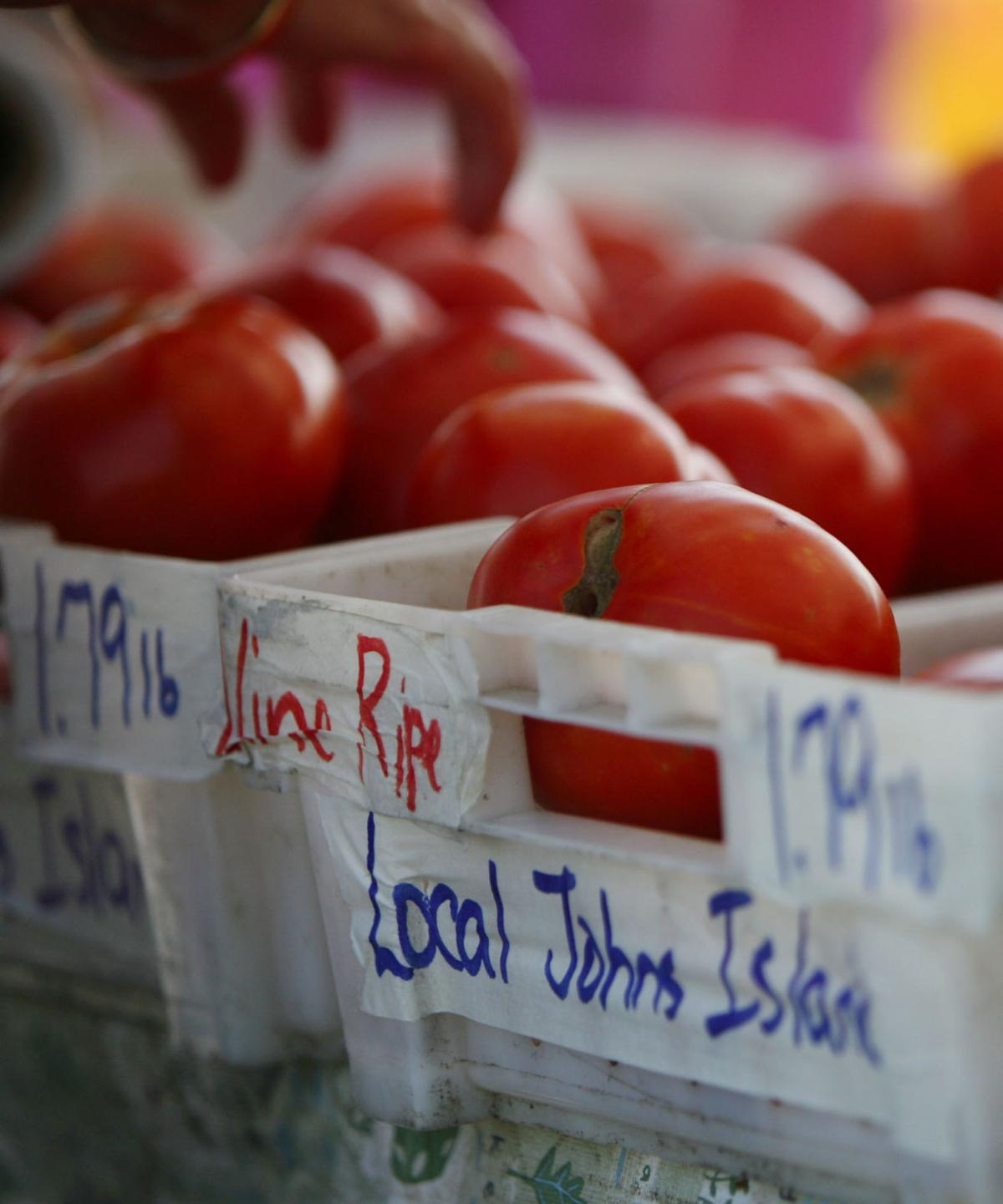 Telling The Truth About Local Tomatoes