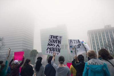 SC Women's March