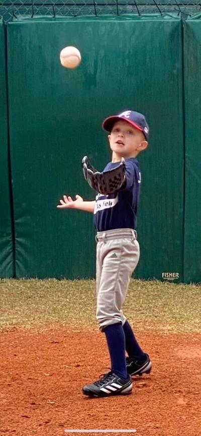 Parks Field Baseball is back