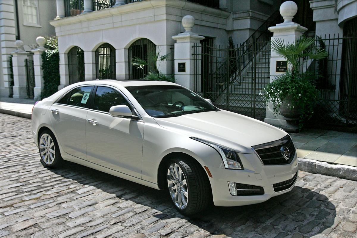 Good Sport: Brand-new Cadillac ATS sedan counts on flashy looks, comfort to reel in younger drivers