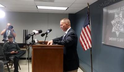 South Carolina sheriff facing sex assault allegations
