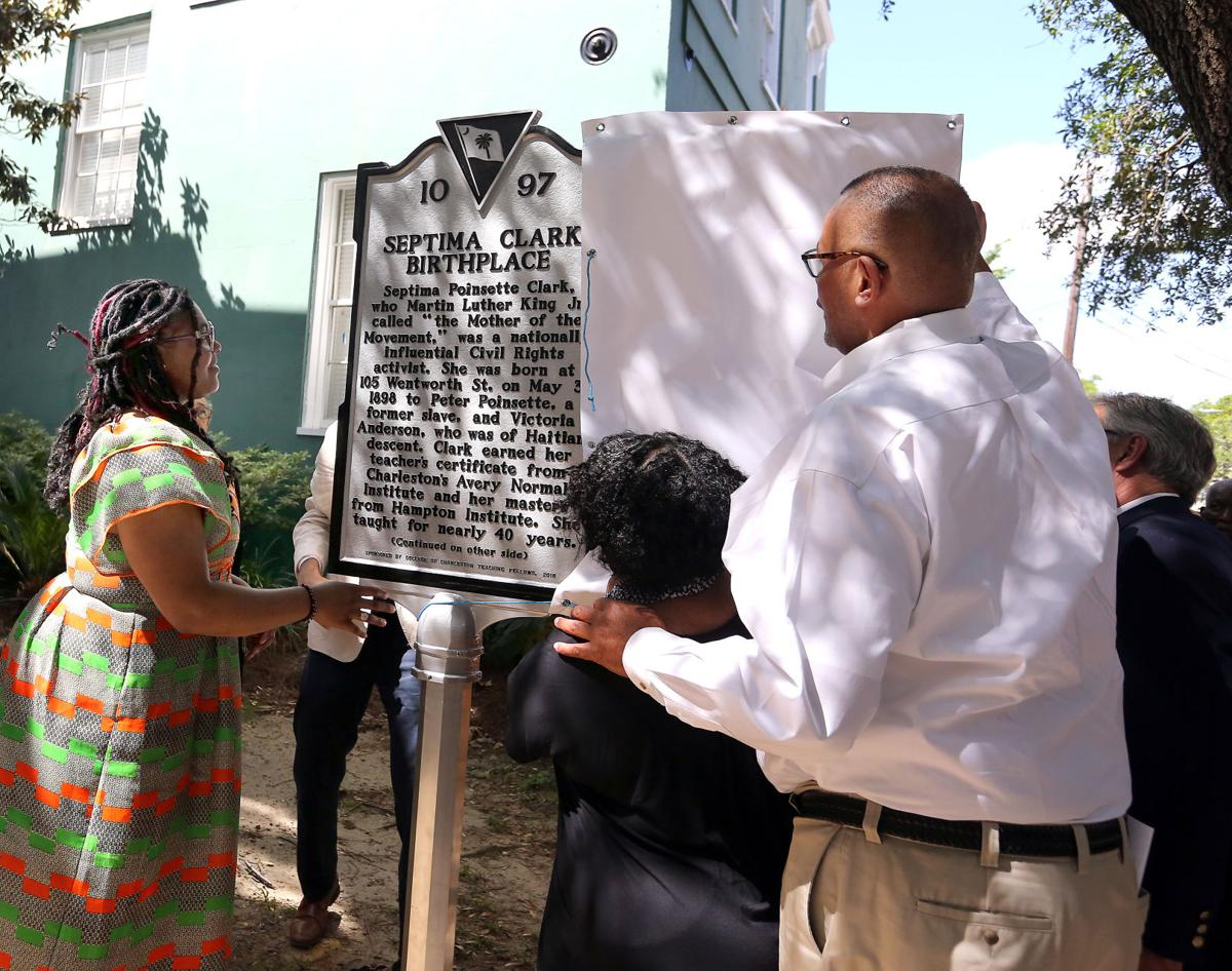 Septima Clark Dedication