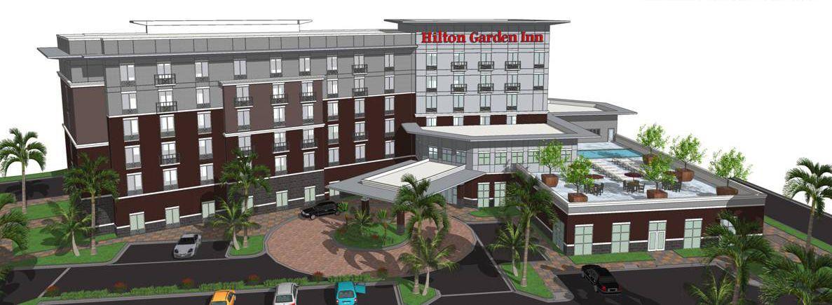 Mt. P. To Get Hilton Garden Inn
