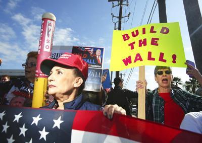 Border Wall-Texas