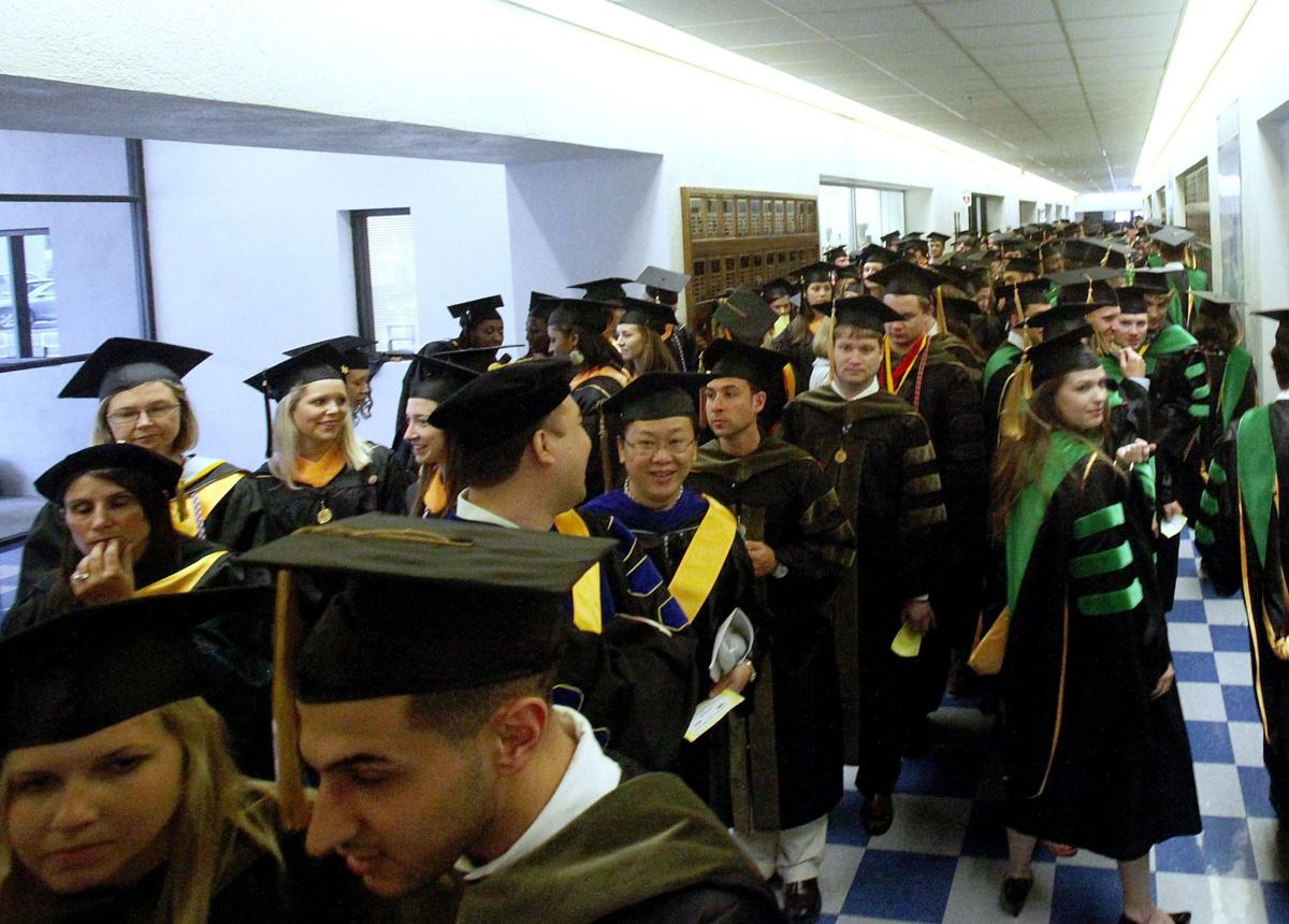'Promote change' MUSC grads urged to go make a difference