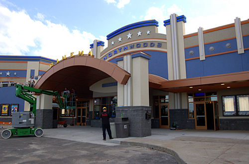 Northwoods Stadium Cinemas to open in time for holiday weekend