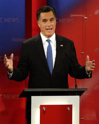Romney praised for body language
