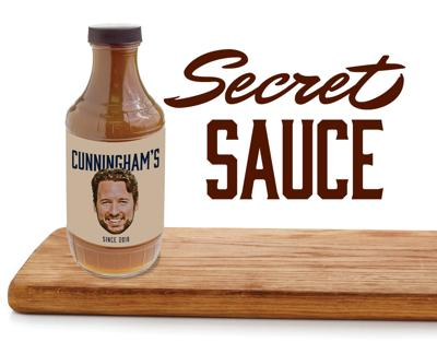 Secret Sauce cover image