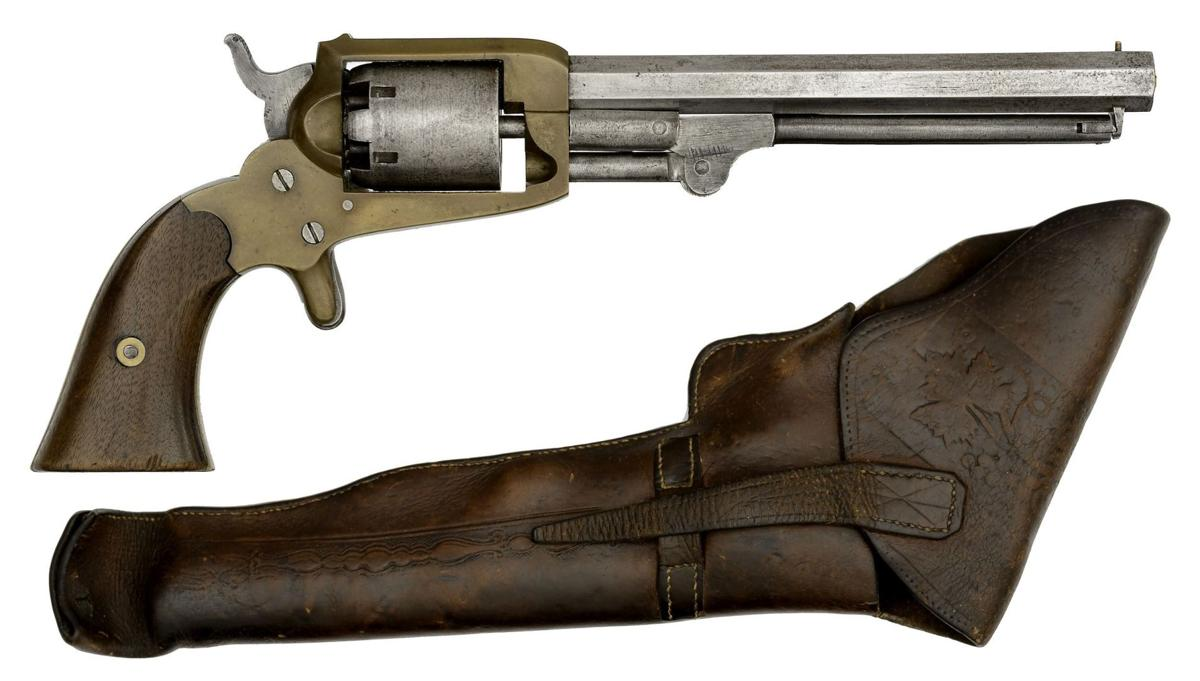 Confederate firearm collection hits auction block