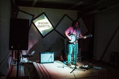 Gyan Riley at Tapp's Arts Center
