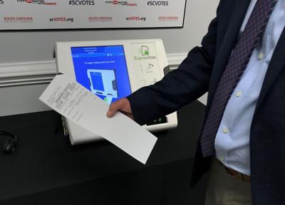 Demonstration ballot (copy) (copy)