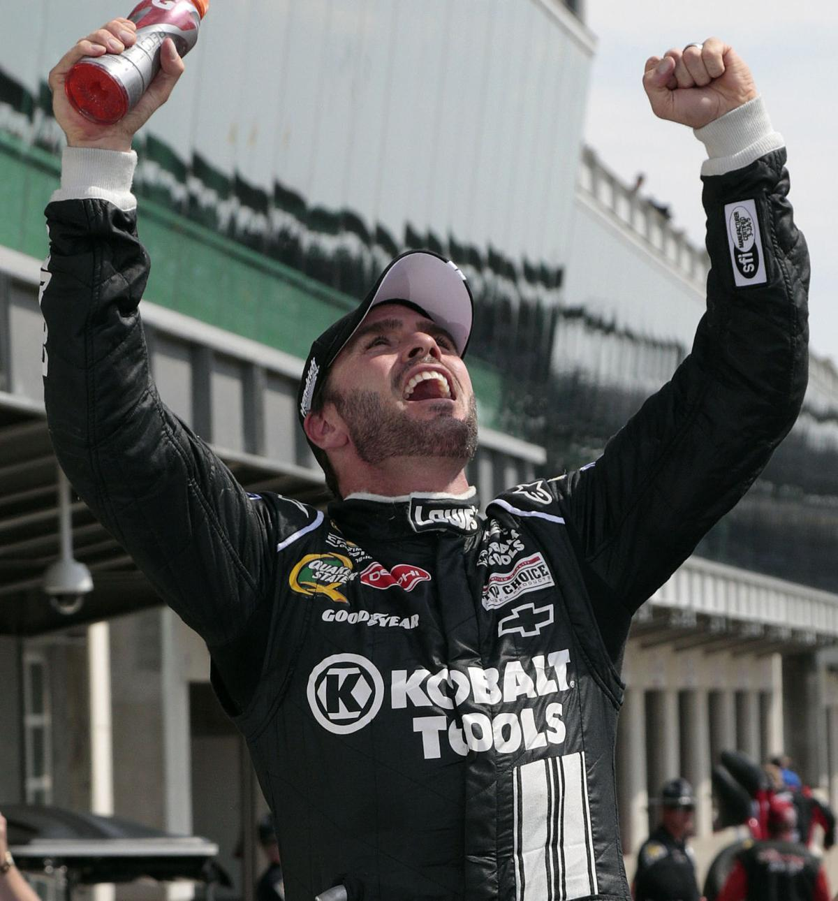 Johnson captures fourth Cup race at Indy