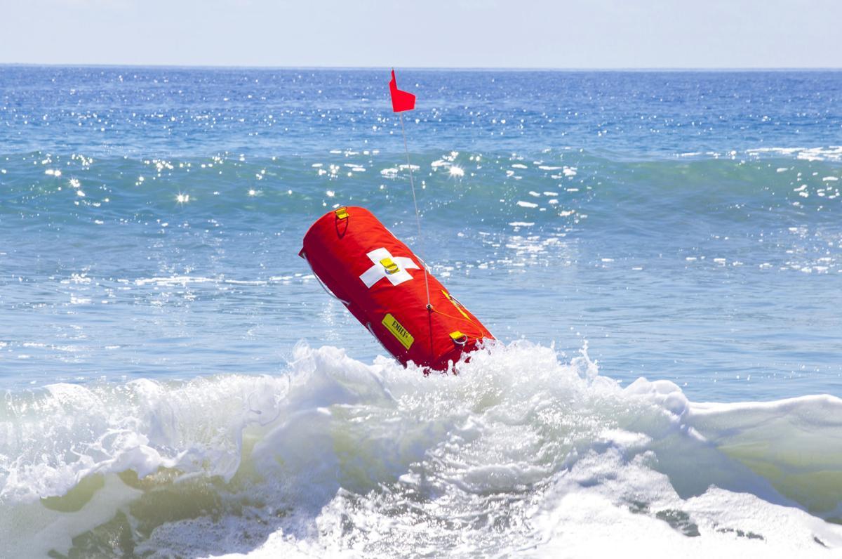 robot lifeguard