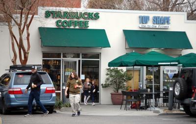 Starbucks 475 East Bay St.