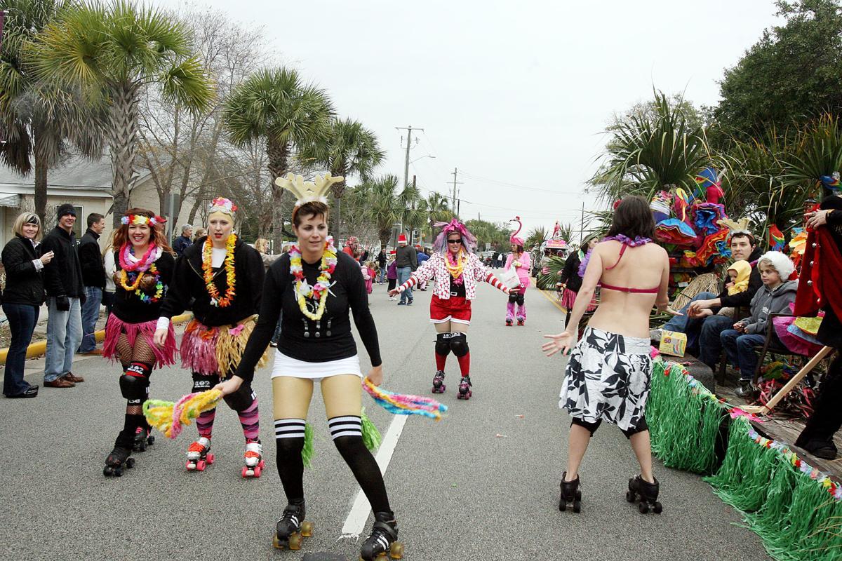 Folly Beach Christmas Parade