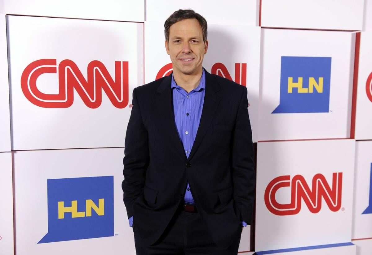 CNN's Jake Tapper hopes to add depth to Sunday morning crowd