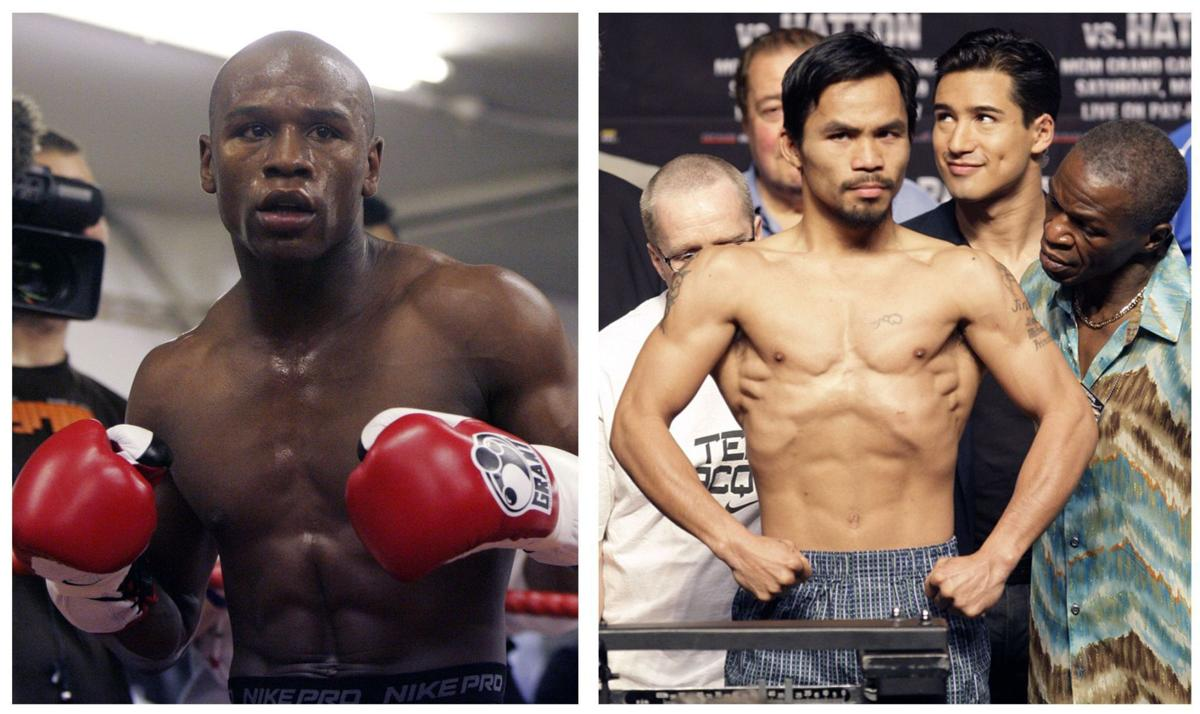 It's on: Mayweather says he and Pacquiao to fight May 2
