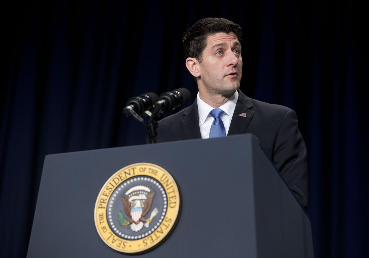 Ryan to tea party: This is your fault