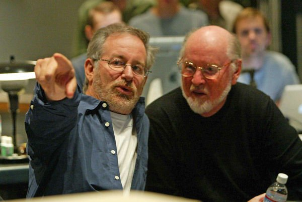 Image result for john williams steven spielberg