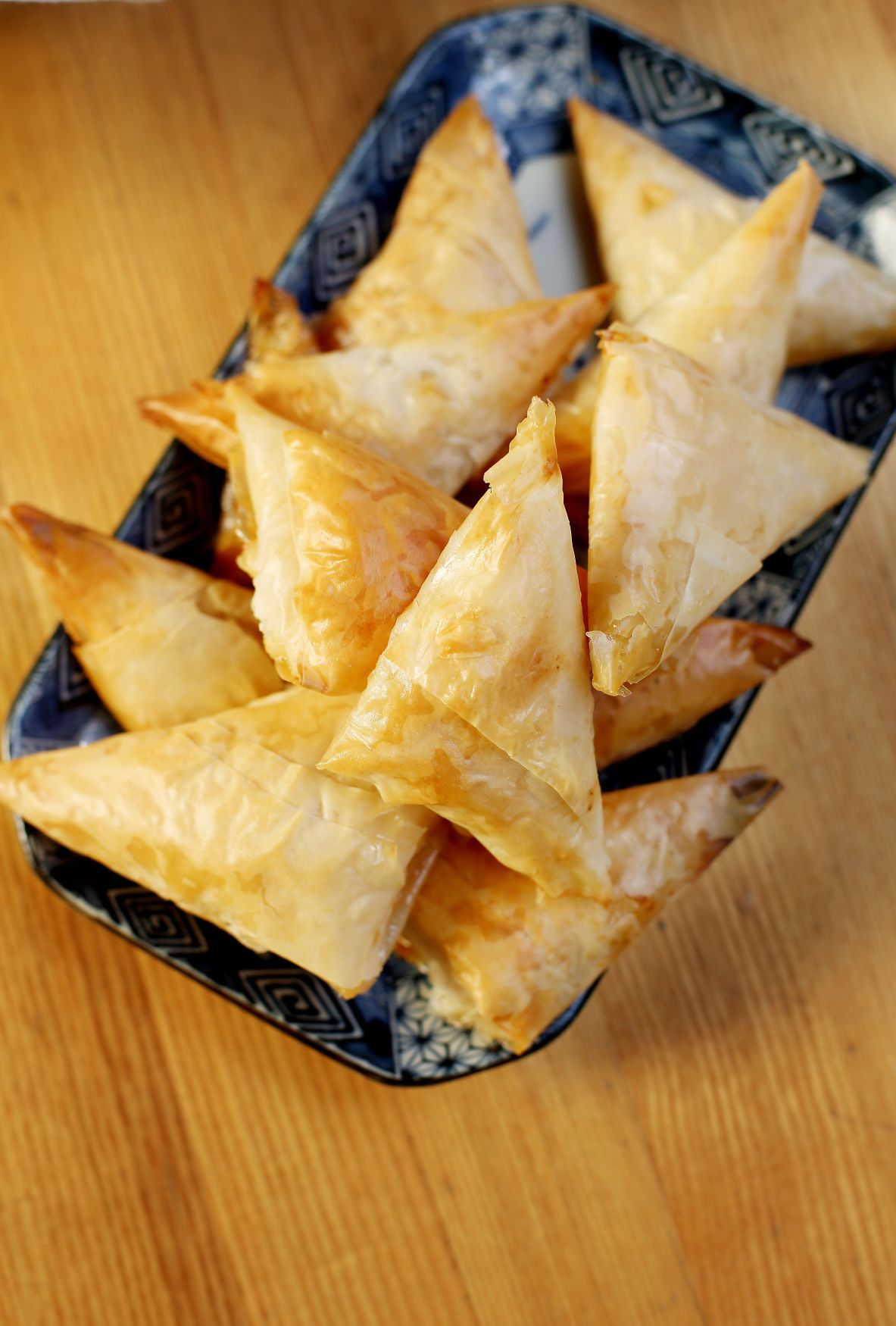 Tricks for phyllo-philes