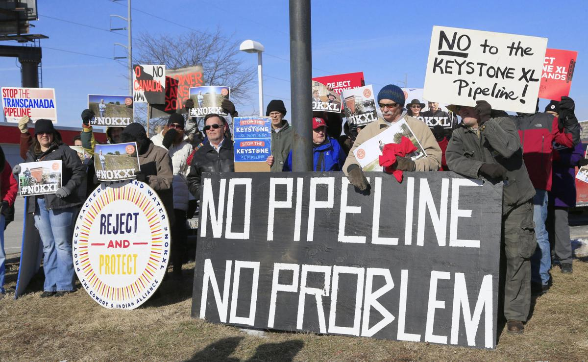 Left's anti-Keystone logic keeps leaking