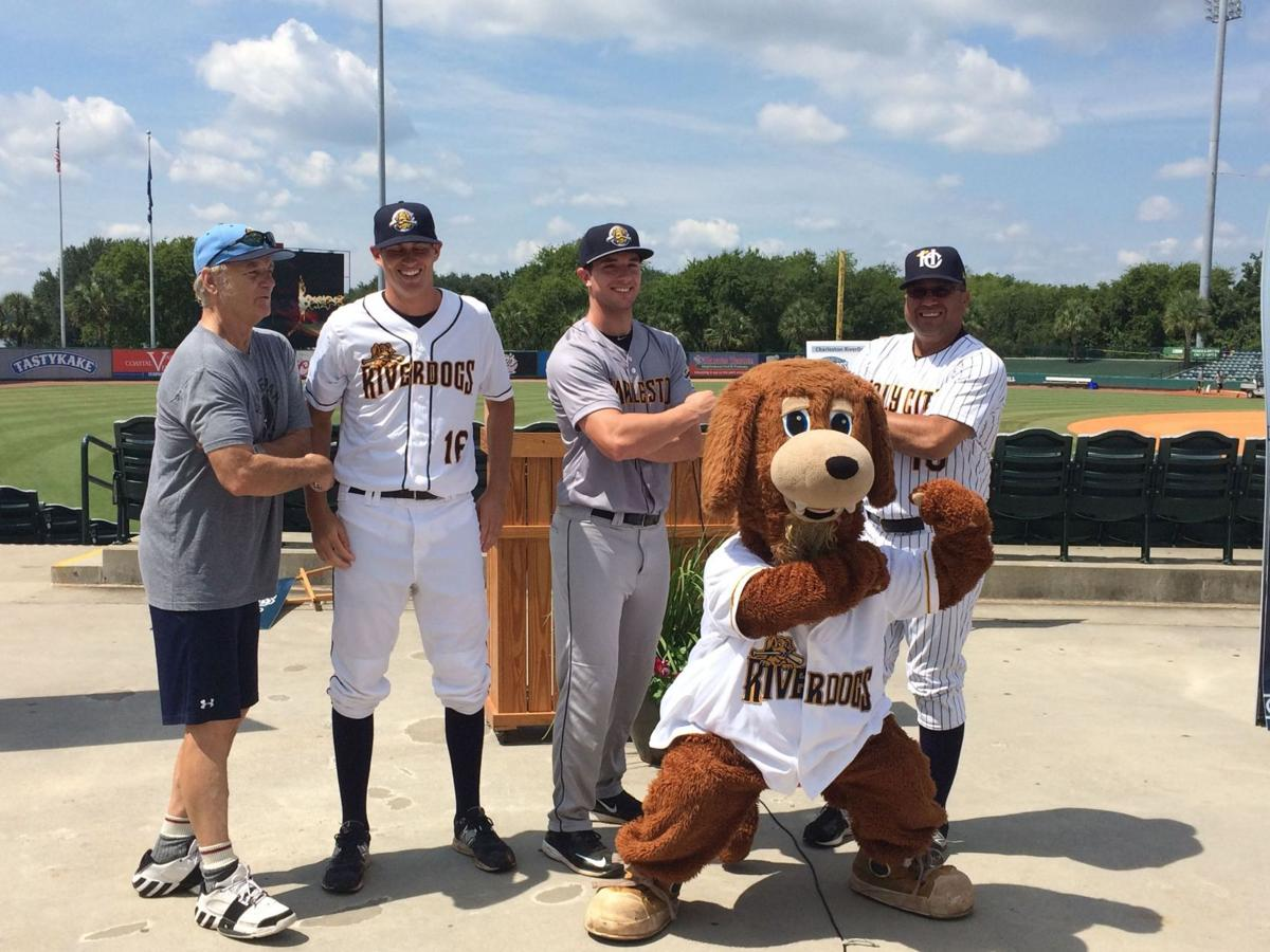 RiverDogs unveil new look for 2016