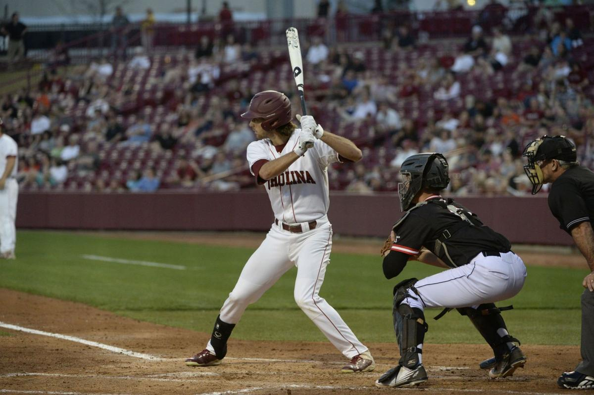 USC's Cone had close calls on his way to record hitting streak