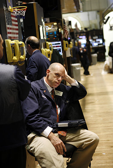 Stocks' big, fat Greek turmoil