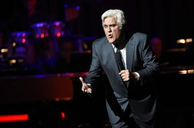 Laughing with Leno Jay Leno on life after late-night TV, staying grounded and finding humor out on the road