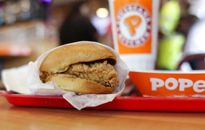 Food Chicken Sandwich Wars