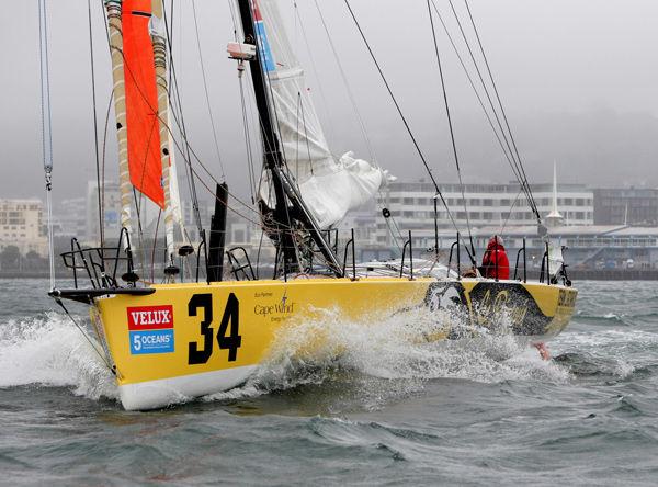 Velux 5 leader Van Liew sailing to remote waters