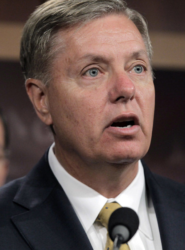 Graham visiting Africa with Congressional tour