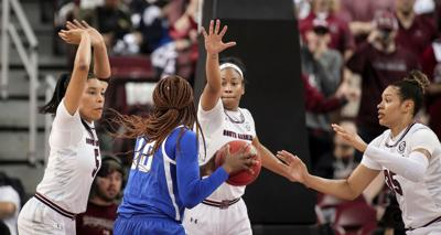 South Carolina Women Open Sec Basketball Schedule With