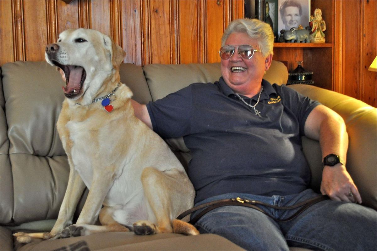 Guide dog 'Pastor Jessie' up for Hero Dog Award