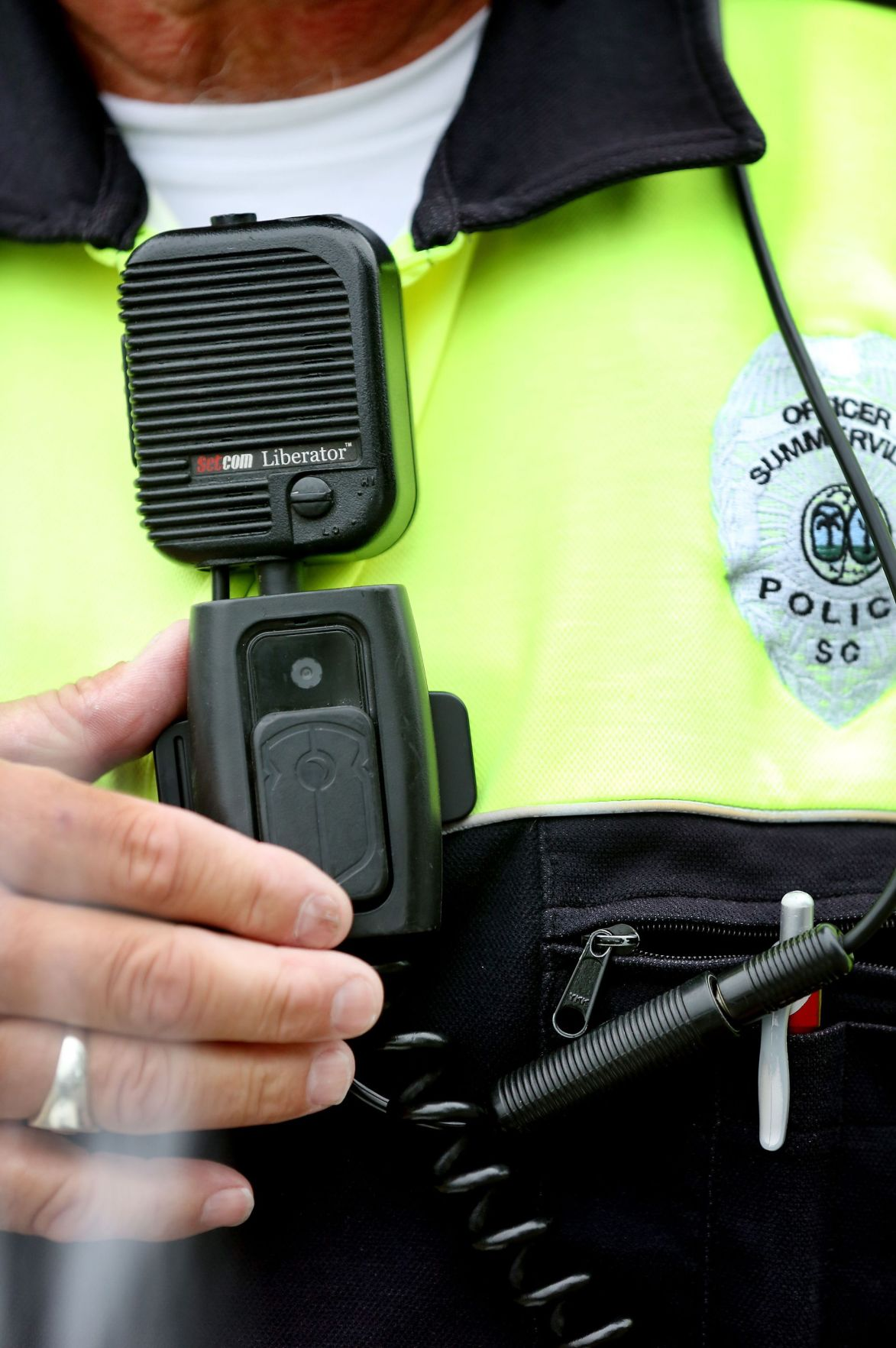 Body camera bill on hold until lawmakers hammer out differences