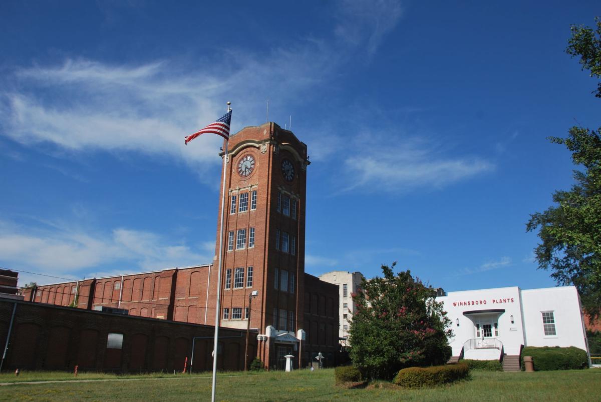 Mill exterior