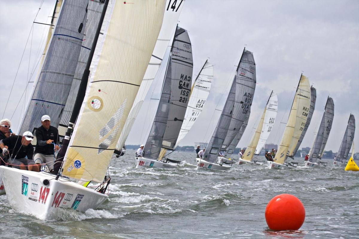 Charleston Race Week continues to grow