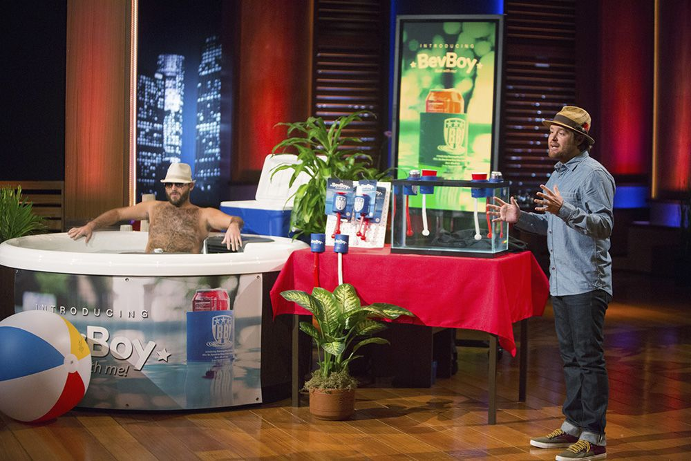 Local entrepreneur to pitch idea on 'Shark Tank' this week